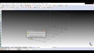 tekla structures - cambiar color de pantalla