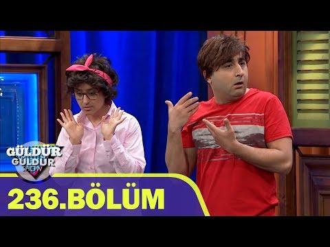 Güldür Güldür Show 236.Bölüm (Tek Parça Full HD)