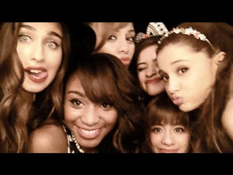Fifth Harmony Vs. Ariana Grande: Best Christmas Cover?! - YouTube