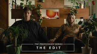 Cinematic Photo Editing | The Photoshoot Series (+ HASSELBLAD X1D REVIEW)