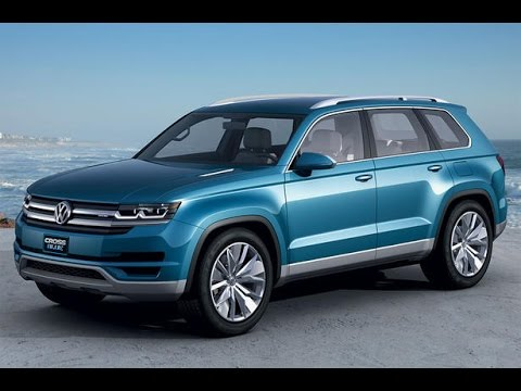 2015 Volkswagen Cross Blue Coupe Review Official !!