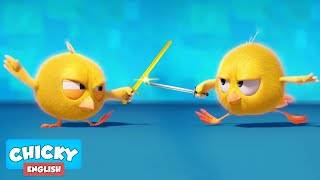 Where's Chicky? Funny Chicky 2020    THE DUAL   Chicky Cartoon in English for Kids