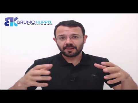 41. Aviso Prévio - Direito do Trabalho - Bruno Klippel