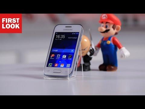 Samsung Galaxy Young 2 für 75 Euro bei Aldi