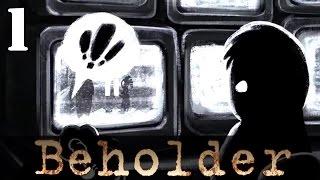Beholder PC 2016 - Snitchin
