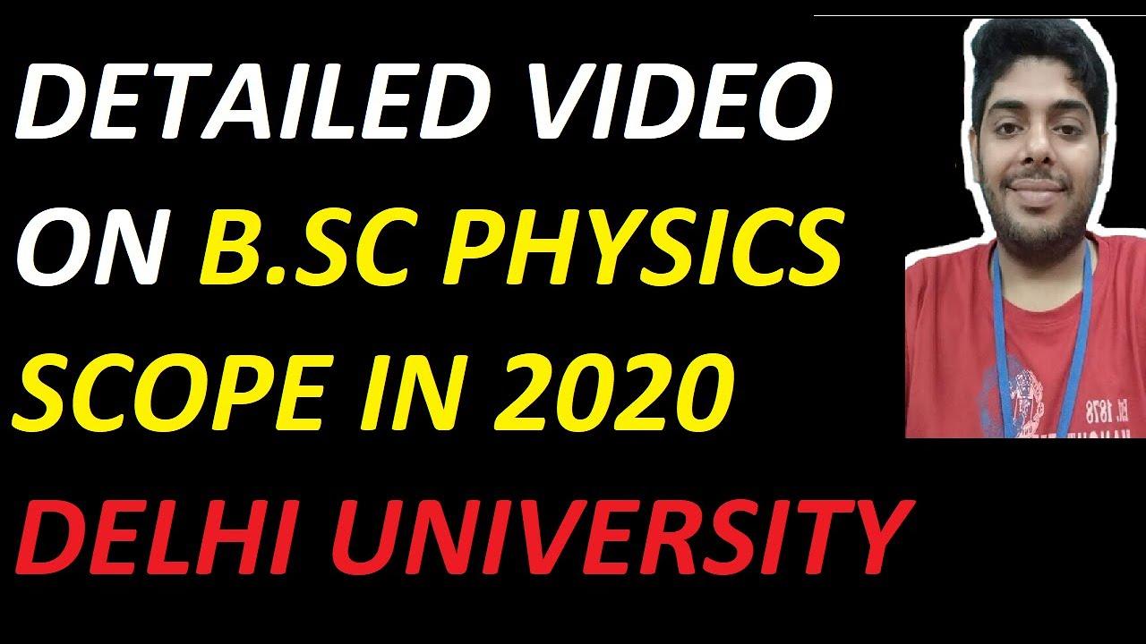 Delhi university,B.Sc Hons from delhi university, detailed video,ankur sir:lecturer Delhi university