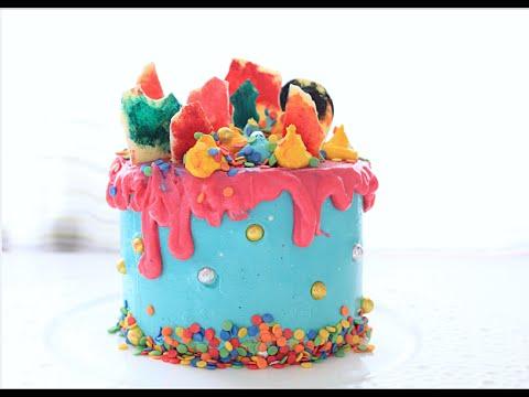 картинки торты детские