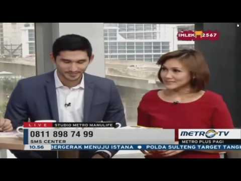 LIVE - METRO TV - Tour and Travel Revolution With Kak Seto
