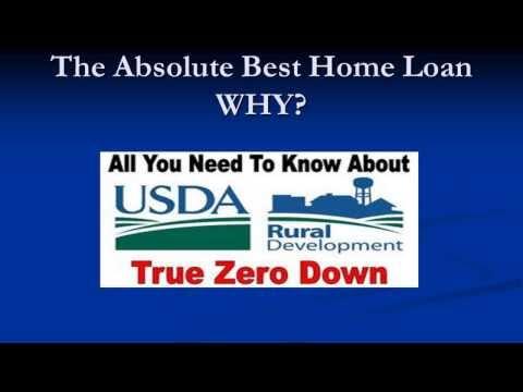 USDA Home Loan Lender Joplin MO