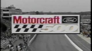 1993 Snow @ Atlanta Motor Speedway