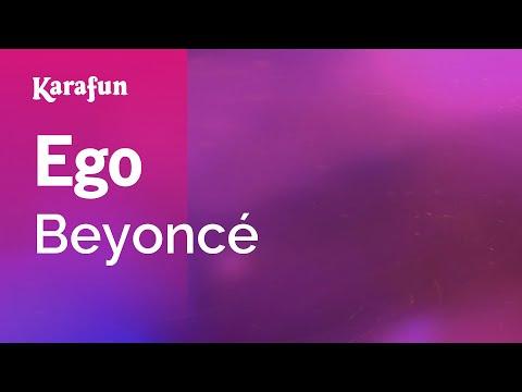 Karaoke Ego - Beyoncé *