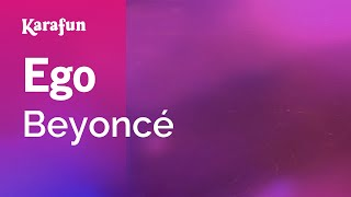 Video Karaoke Ego - Beyoncé * download MP3, 3GP, MP4, WEBM, AVI, FLV Agustus 2018