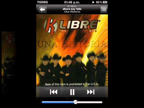 Ahora Soy Feliz - K-Libre