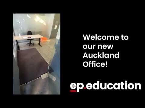 Welcome to our new Auckland office!