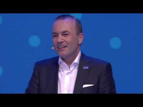 EPP Helsinki Congress - Spitzenkandidaten Debate
