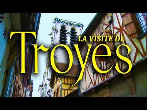 Balade à Troyes