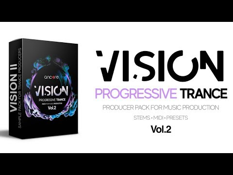 """""""VISION II"""" Trance Producer Pack"""