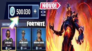 FORTNITE HACKED, SKIN RUIN DISCOVERY AND END OF...