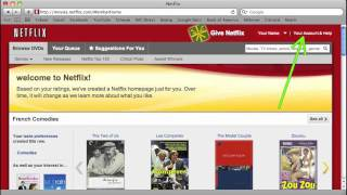 How to sign up for Netflix mailed DVDs only, without streaming
