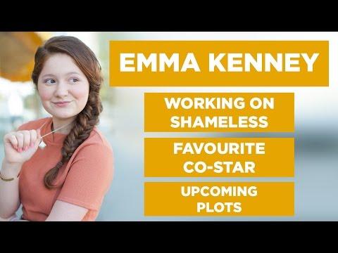 Emma Kenney : Favourite 'Shameless' CoStar & Upcoming Plotlines