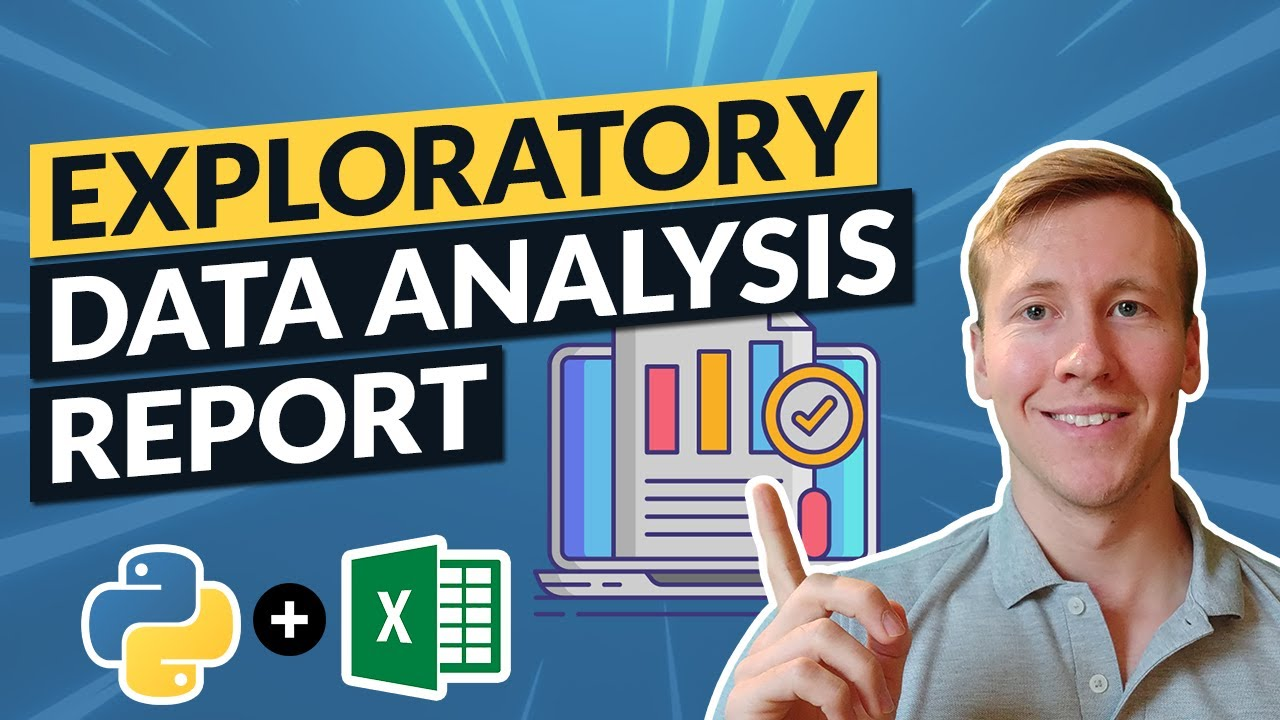 Turn Your Excel Worksheet Into An Exploratory Data Analysis Report In Just 3 Lines Of Python Code