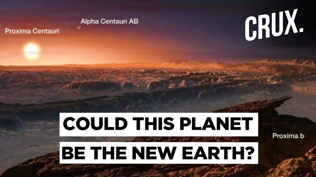 Planet Proxima b Is The New Hope For Scientists On Quest To Discover The New Earth - CRUX