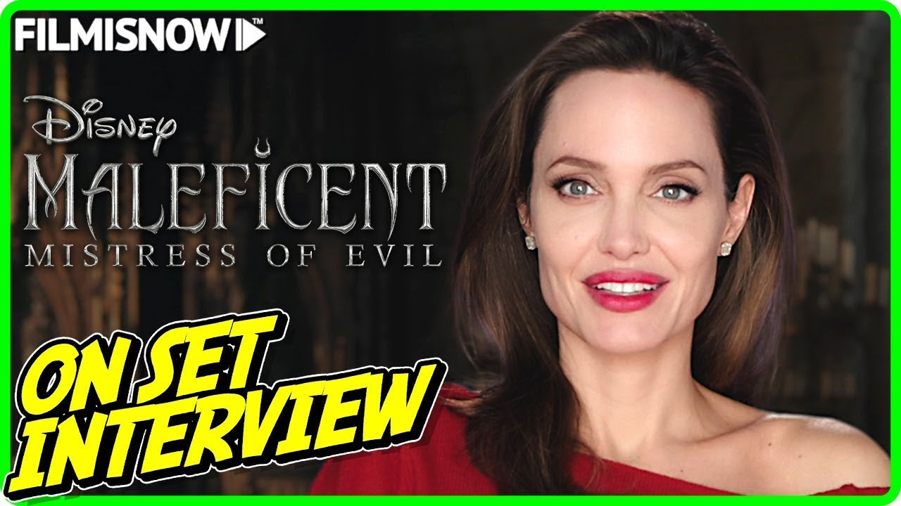 MALEFICENT: MISTRESS OF EVIL | Angelina Jolie