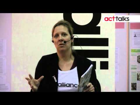 ACT Talk: Shrinking political space for civil society action