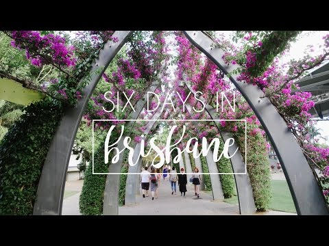 Six Days in Brisbane | 2016