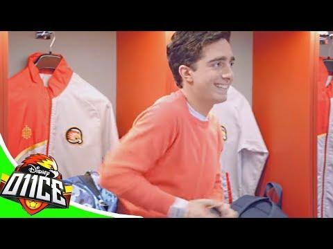 Disney11 | O11ce | Одиннадцать - Сезон 2 серия 56 - молодёжный сериал о футбольной команде