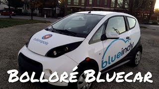 2015 Bollore Bluecar Electric // detailed review and test drive