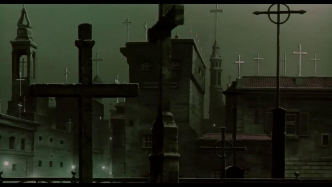 Download Vampire Hunter D - Bloodlust (2000) - Opening Scene