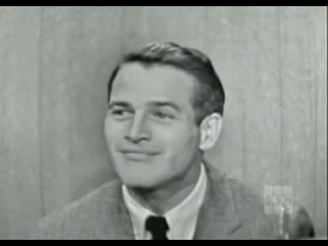 What's My Line? - Paul Newman; David Niven [panel] (Jan 25, 1959)