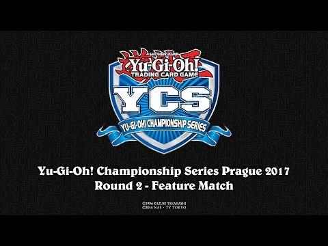 YCS Prague 2017: Round 2 Feature Match