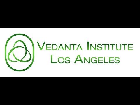 Vedanta Institute Los Angeles: Live Stream