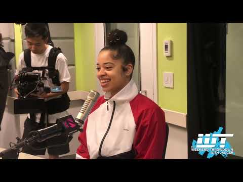 Ella Mai Talks Boo'd Up, T-Pain And Chris Brown