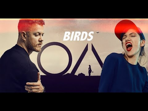 Imagine Dragons - Birds Ft. Elisa (with Scenes From The OA)