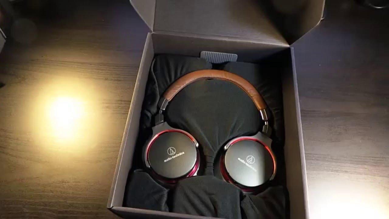 8 июн 2015. Сегодня мы с вами рассмотрим наушники для hi-res audio. Встречайте. Audio-technica ath-msr7. Серьезные over-ear наушники.