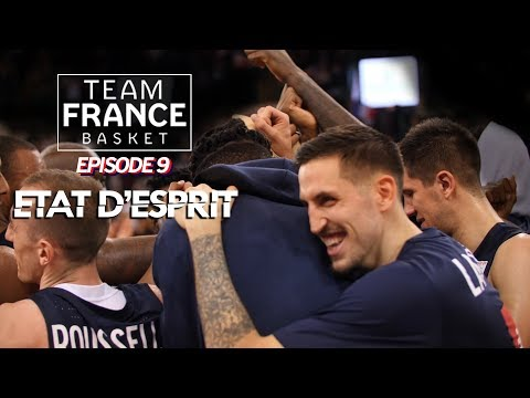 [WEB SERIE] Team France Basket - Episode 9 | Etat d'esprit