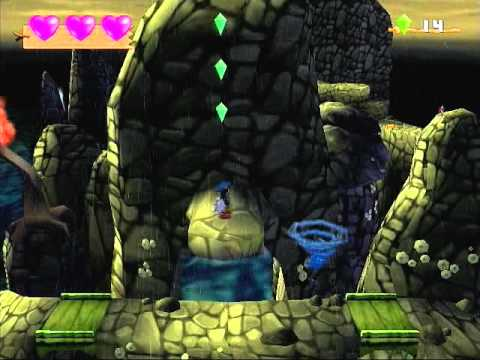 [PS2] Klonoa 2 - Lunatea's Veil Gameplay