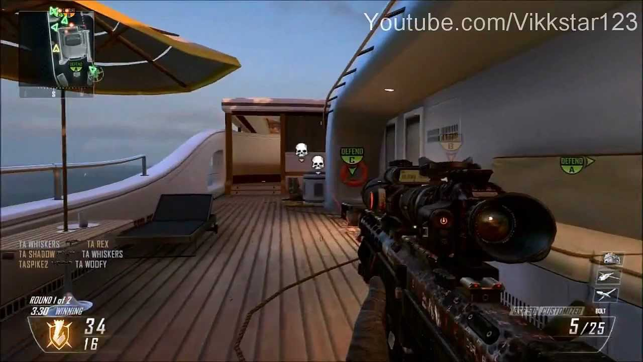 call of duty black ops 2 online game play