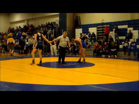WHS Wrestling at Greater hartford Open 1 10 15