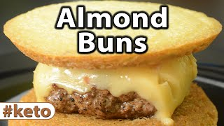 Holy Grail Almond Buns | Keto Bread Alternative | Caveman Keto
