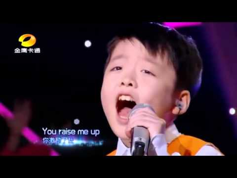 Celine Tam & Jeffrey Li - You Raise Me Up