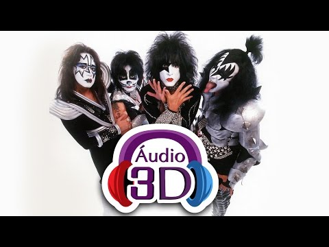 Kiss - Rock And Roll All Nite - 3D AUDIO