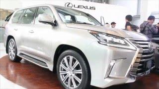 Lihat Kemewahan Lexus All New LX 570-Raja Mobil