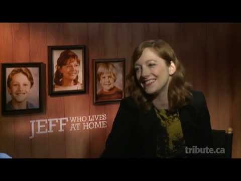 Judy Greer - Jeff, Who Lives at Home Interview with Tribute