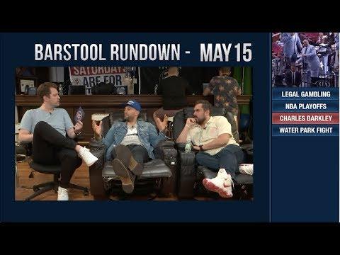 Barstool Rundown - May 15, 2018