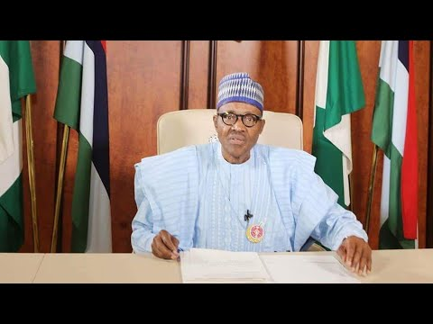 President Buhari Full New Year Address to Nigerians​ Today 01.01.2018 Jawabin shugaban Kasa na 2018
