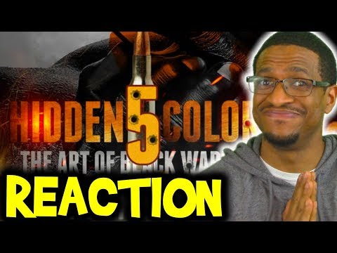 Hidden Colors 5 - The Art Of Black Warfare OFFICIAL Trailer 2 Reaction & Review